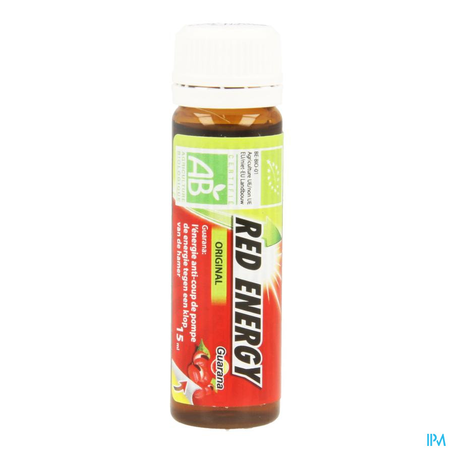 Ortis Red Energy Monodos. Bio Fl 1x15ml