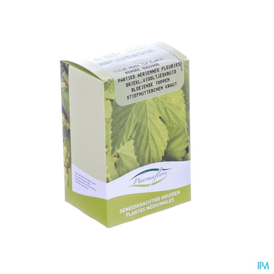 Pensee Sauvage Herbe Boite 100g Pharmafl