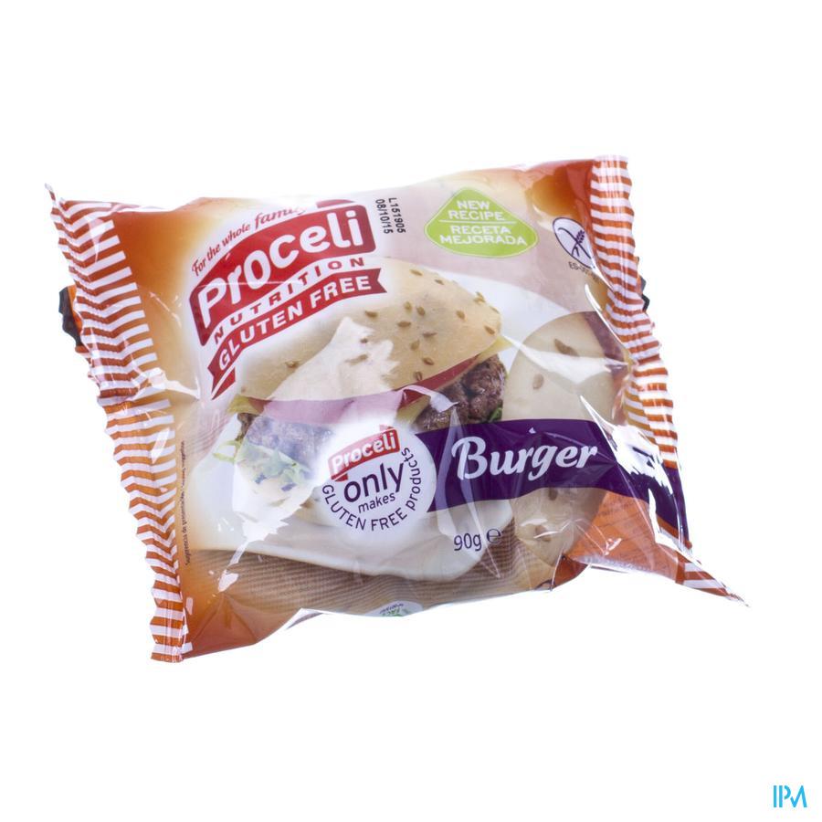 Proceli Pains Pour Hamburger Rte 90g 4553