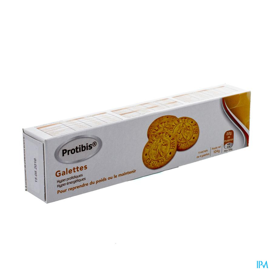 Protibis Biscuit Hp-hc Nature 4x4