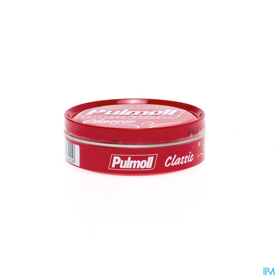 Pulmoll Classic Reglisse-miel Bonbons 45g