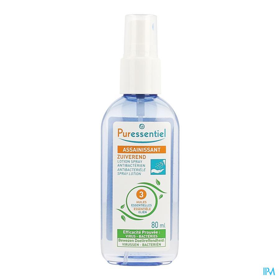 Puressentiel Assainissant Lotion Spray 80ml