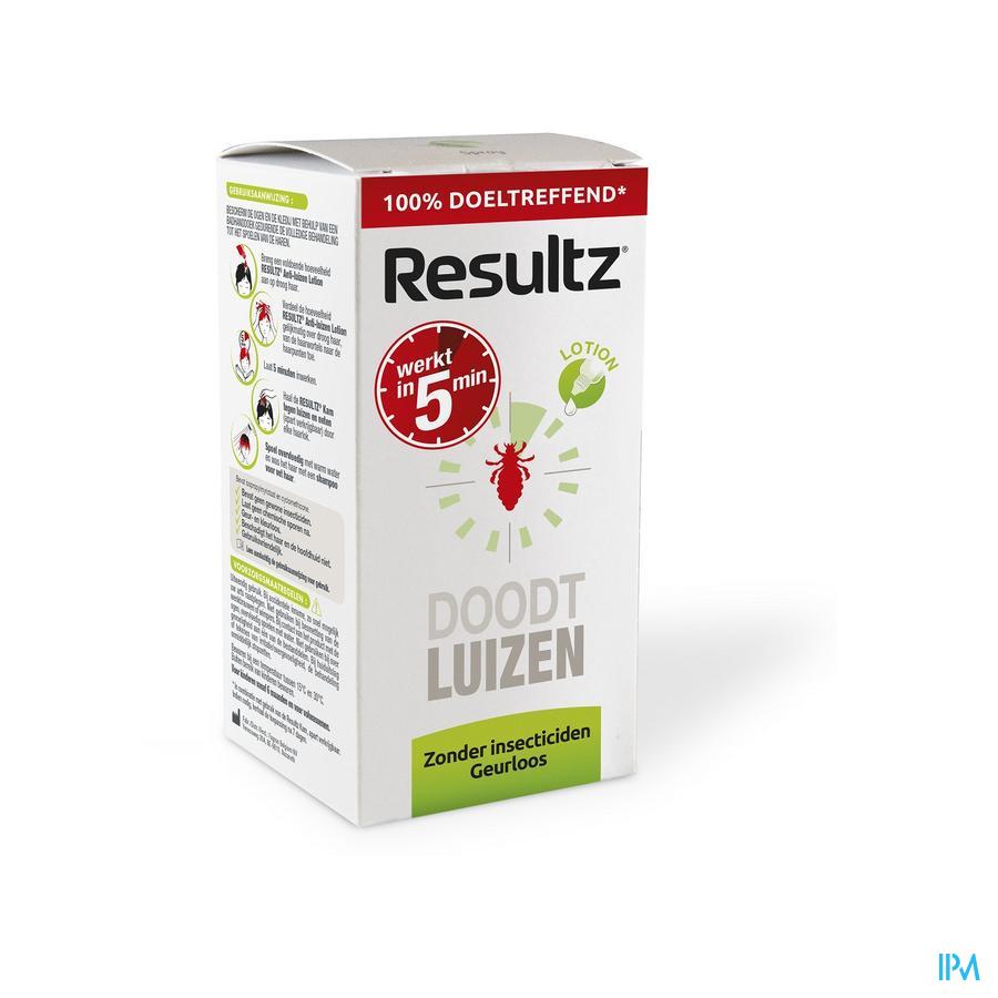Resultz lotion anti-poux 100ML