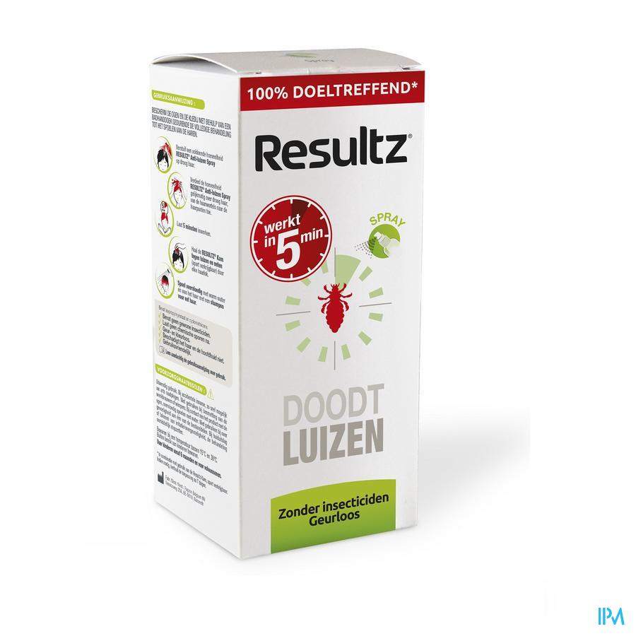 Resultz spray anti-poux 150ML
