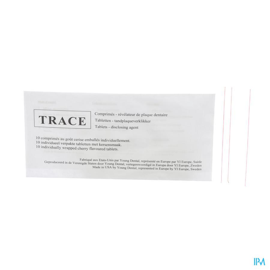 Revelateur Plaque Trace Comp 10