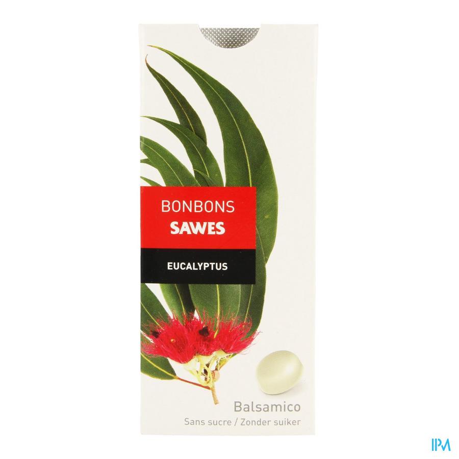 Sawes Bonbon Eucalyptus Ss Blist 10 SAW005