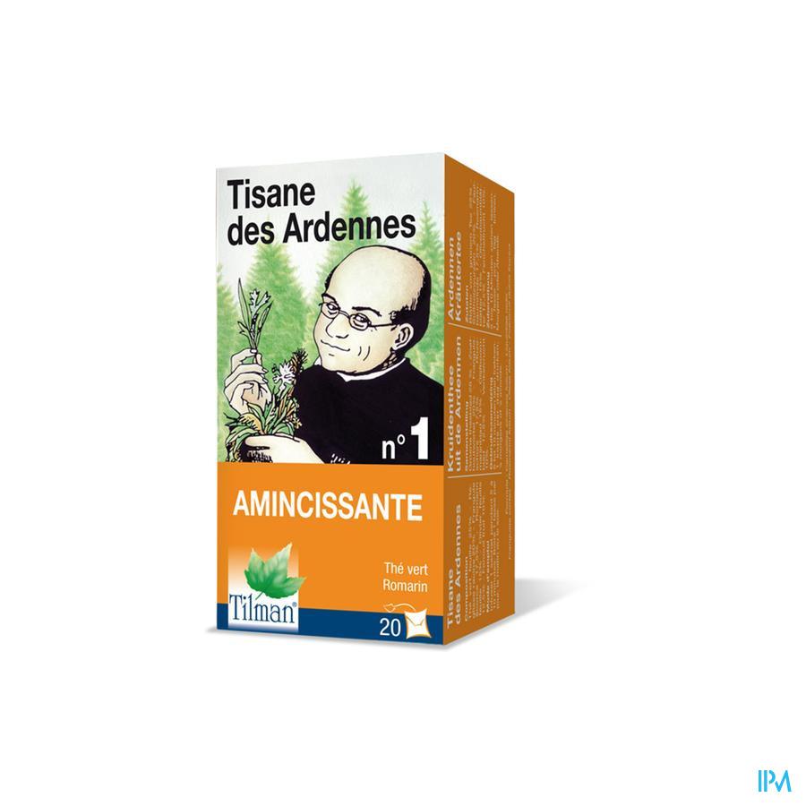 Tisane Arden. Nr. 1 Infus.amaigris.
