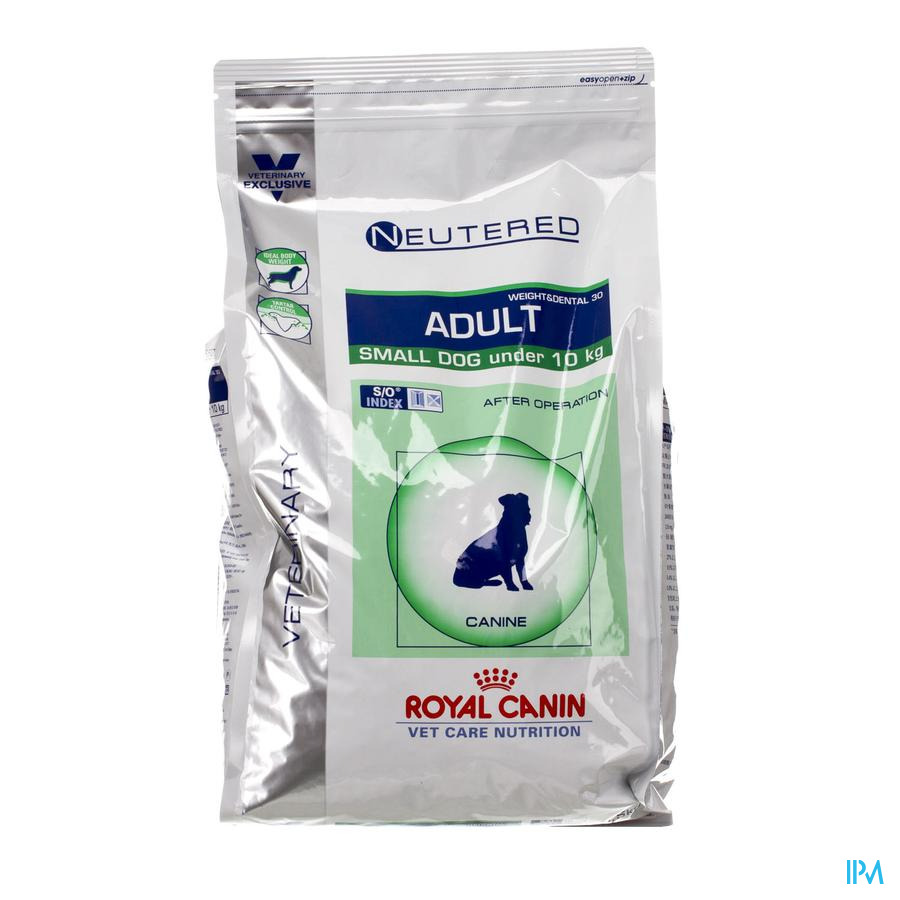 Vcn Weight Dental Nt Adult Canine 3,5kg