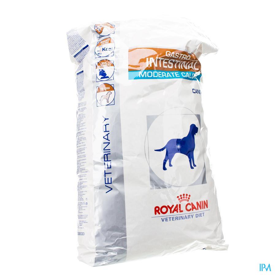 Vdiet Gastro Intestinal Mod Cal Canine 14kg