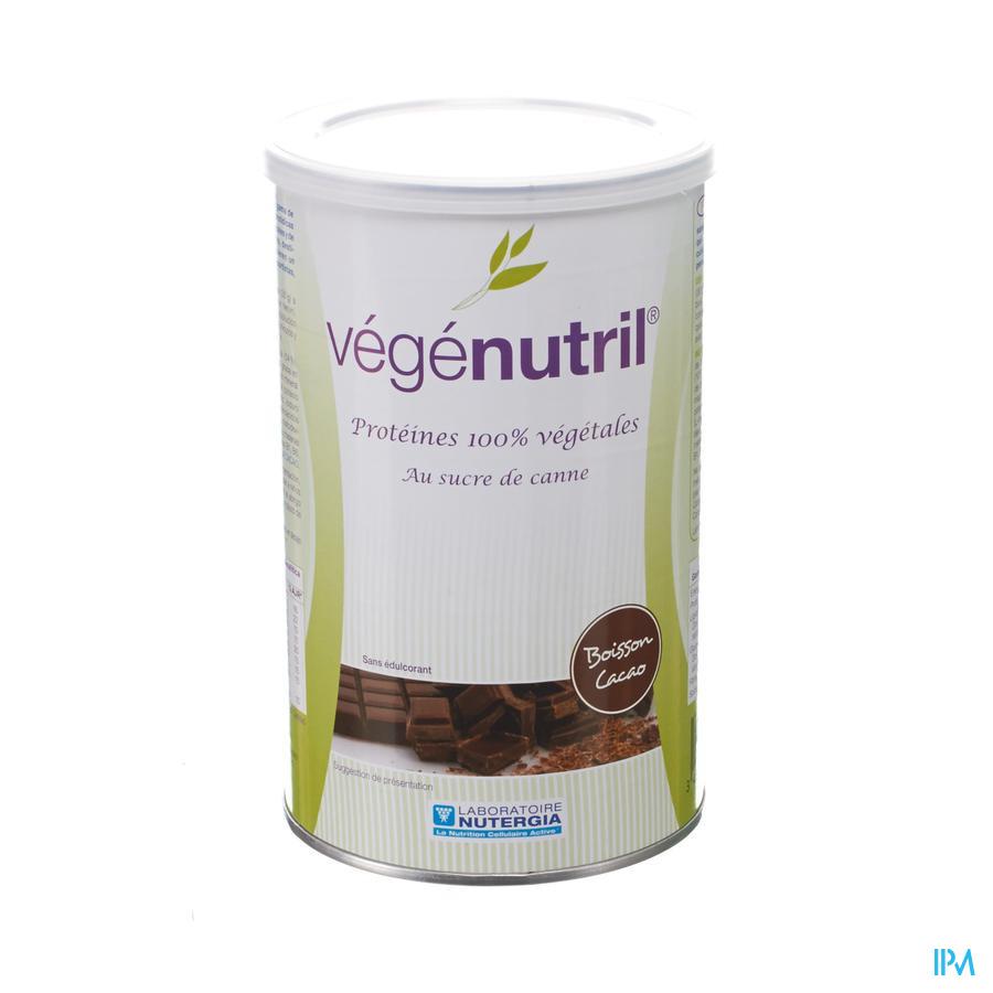 Vegenutril Boisson Cacao Pdr 300g