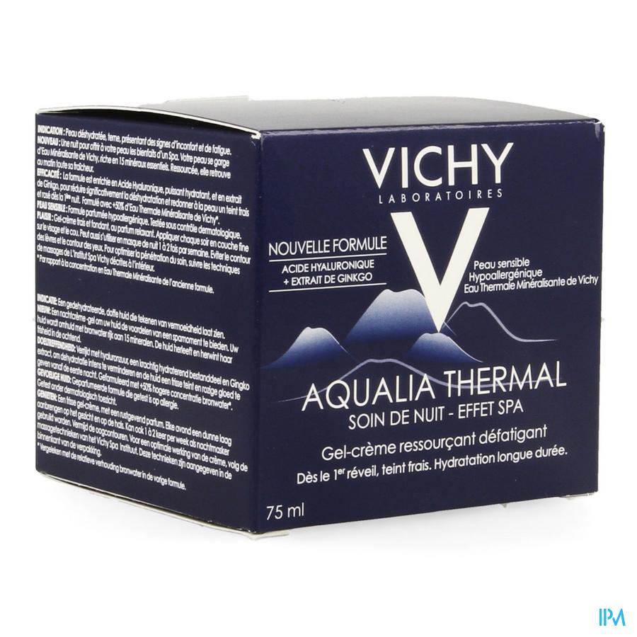 Vichy Aqualia Thermal Spa Nuit 75ml