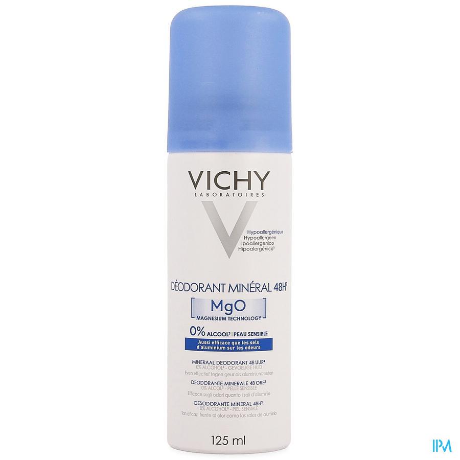 Vichy Deo Mineral Aero 48h 125ml