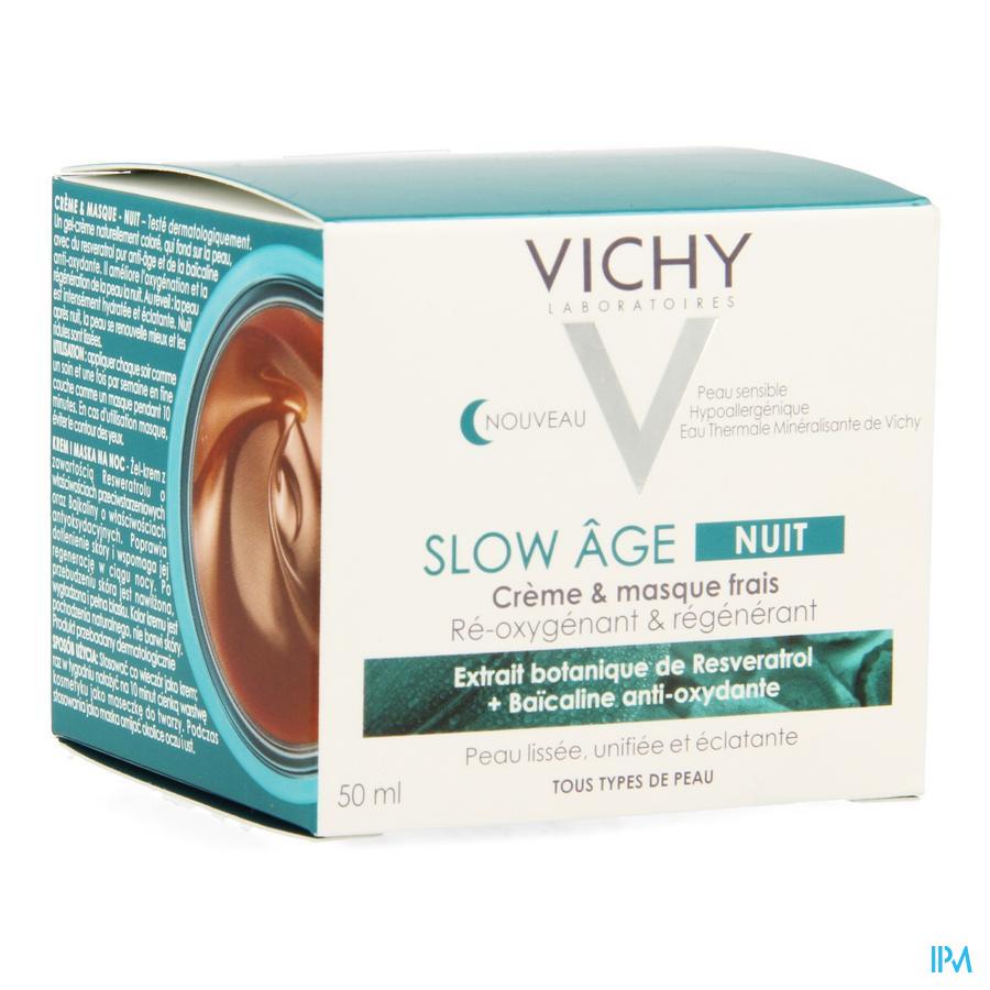 Vichy Slow Age Nuit 50ml