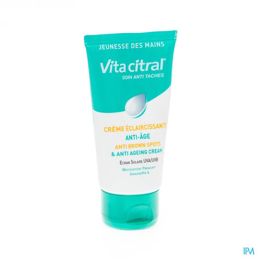 Vita Citral Creme Mains A/age Tube 75ml 40309