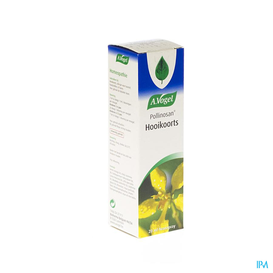 Vogel Pollinosan Spray Nasal 20ml
