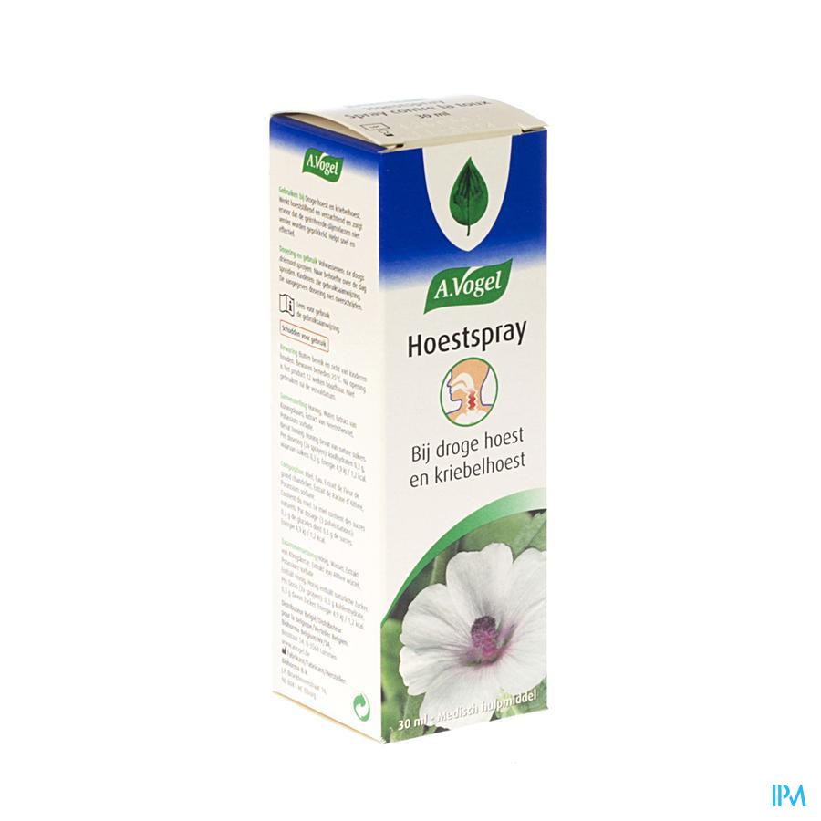 Vogel Spray Toux Seche-irritante 30ml