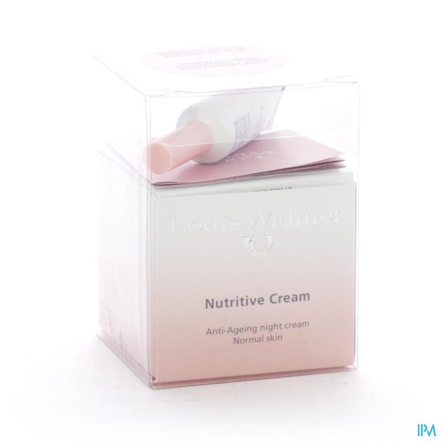 Widmer Creme Nutritive Parf 50ml