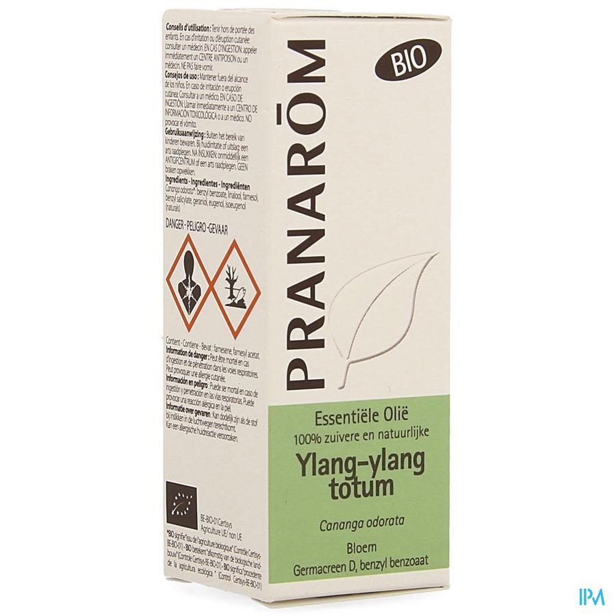 Ylang-ylang Bio Hle Ess 5ml Pranarom