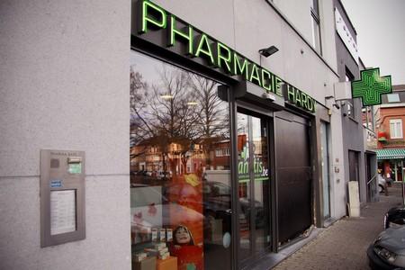 Pharmacie de Saint-Nicolas