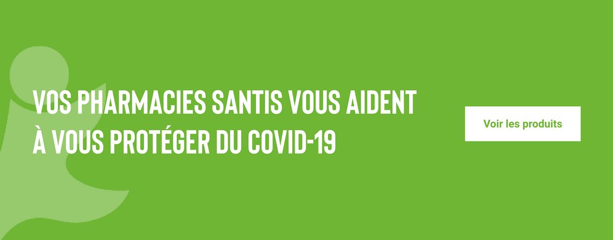 Catégorie Covid-19 Santis.be